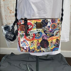 Dooney Bourke x Disney Mickey Mouse Crossbody